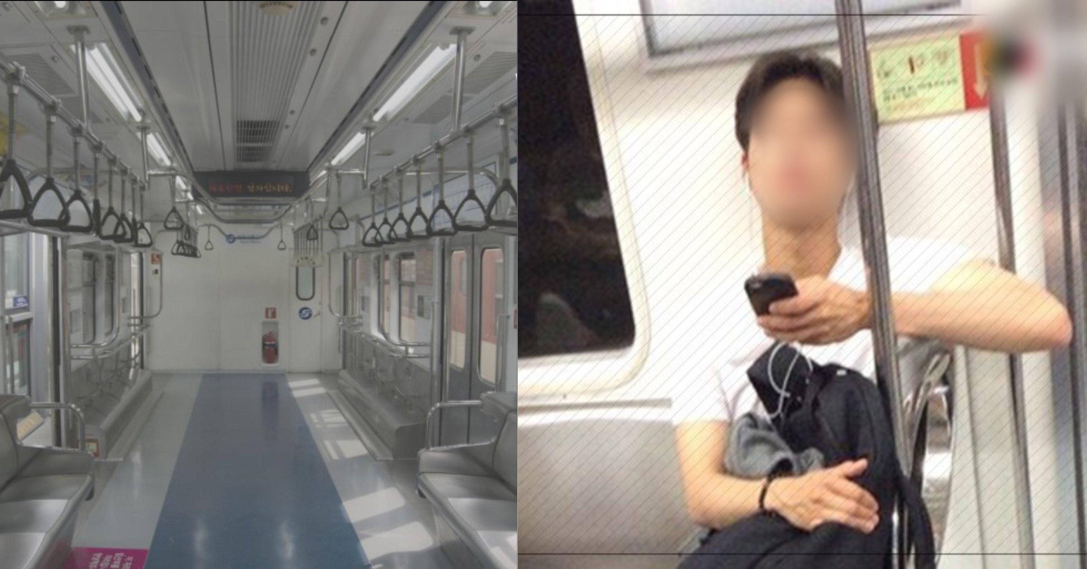"""be684b77 7a02 4d58 9dd0 b6af7693f500.jpeg?resize=412,275 - """"와 진짜 존경해요..""""..30년 넘게 지하철만 이용한다는 유명 연예인의 정체(+사진)"""