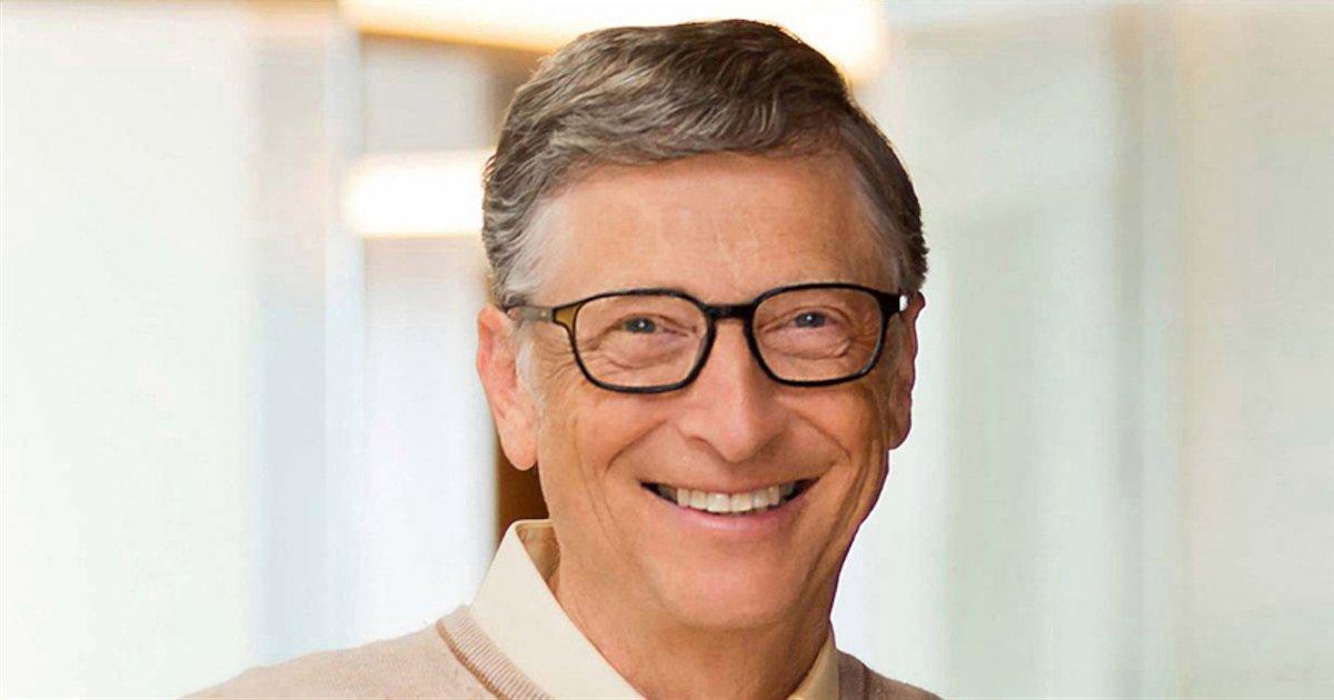 bill gates.png?resize=412,232 - Bill Gates estime qu'une troisième dose du vaccin est nécessaire pour lutter contre les variants