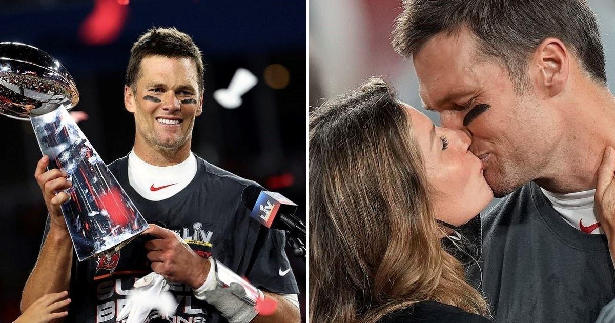 brady5.jpg?resize=412,232 - Tom Brady Makes History Again After Winning Seventh Super Bowl