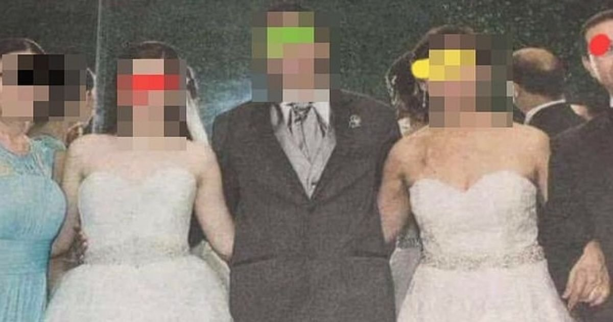 bride5 1.jpg?resize=1200,630 - Groom's Mother Was Branded 'Creepy' For Wearing Wedding Dress Similar To Bride's