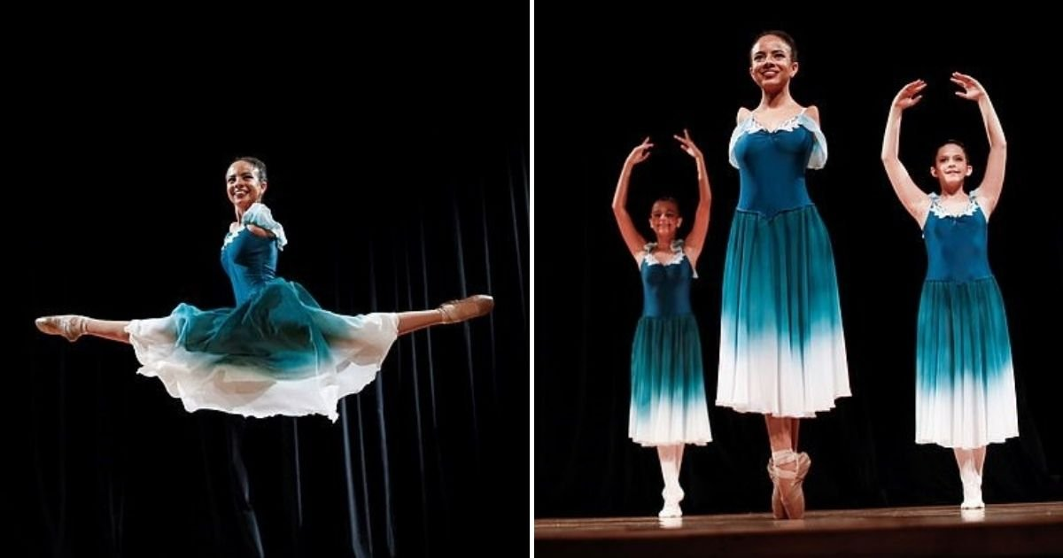 bueno5.jpg?resize=1200,630 - 16-Year-Old Ballerina Born Without Arms Inspires Millions Of People With Videos Of Her Performances