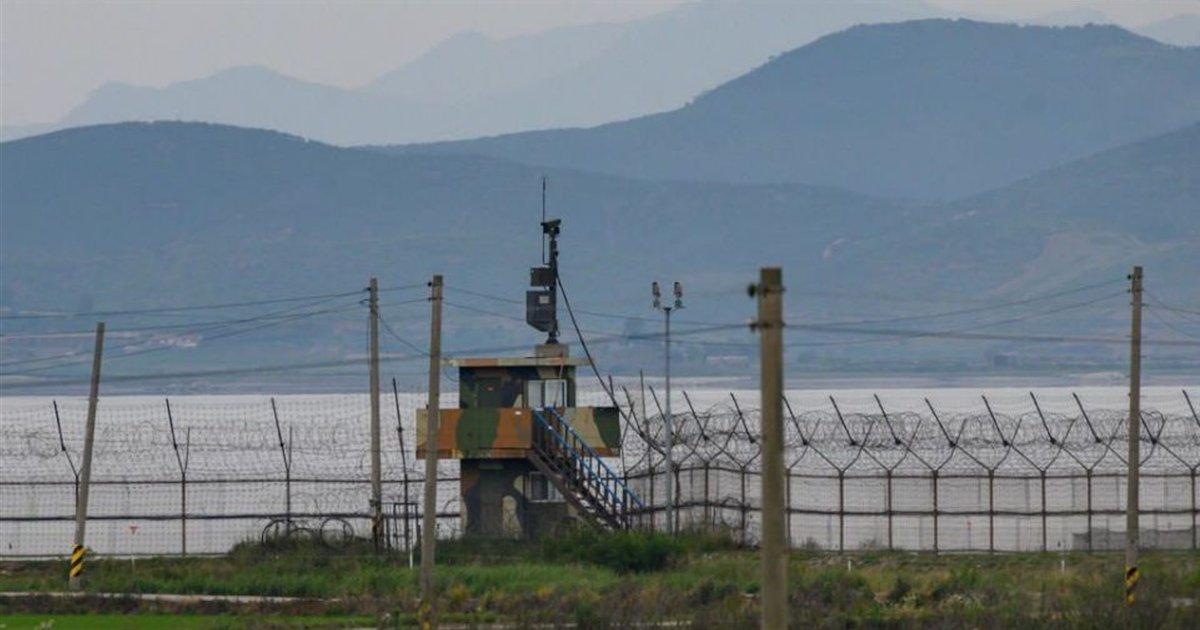 coree du nord.png?resize=412,275 - Un Nord-Coréen a rejoint la Corée du Sud à la nage sans se faire repérer