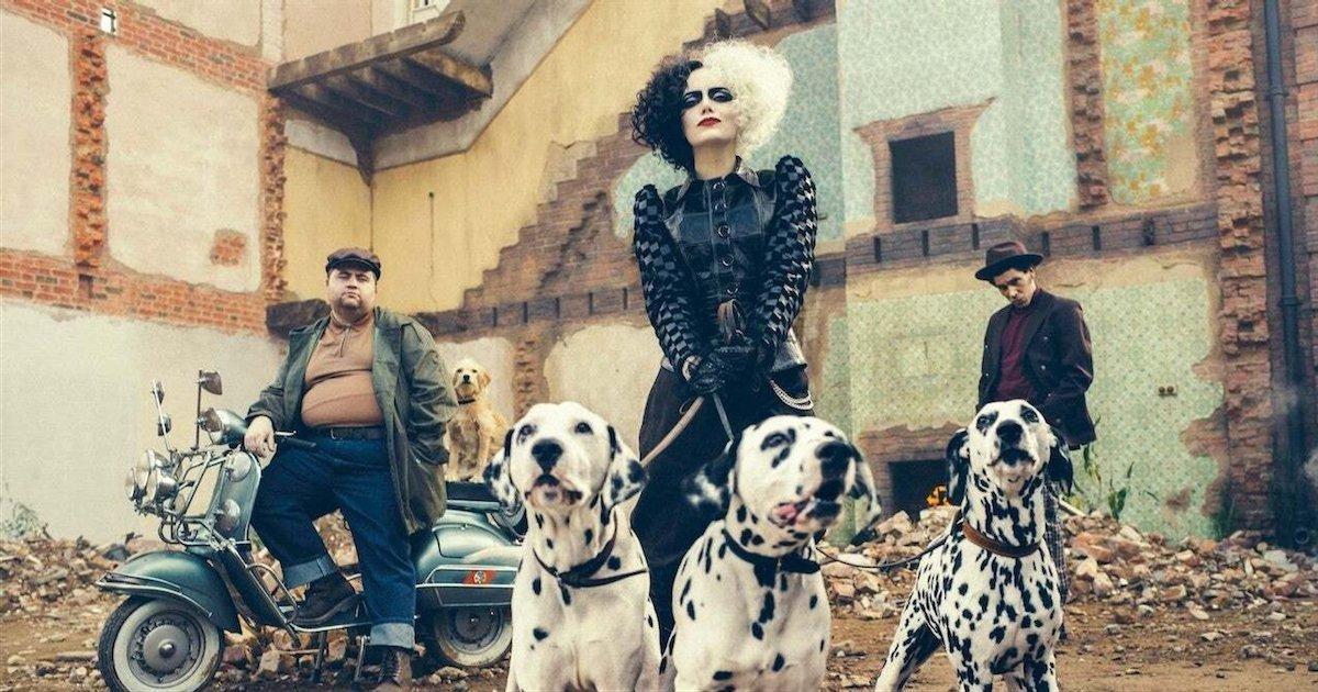 cruella.png?resize=412,232 - Disney : découvrez la première bande-annonce du film Cruella