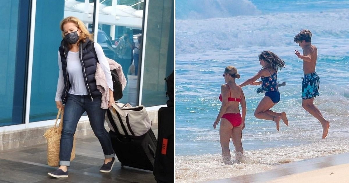 cruz6 1.jpg?resize=1200,630 - Ted Cruz's Wife Heidi Arrives At Cancun Airport For Her Flight To Storm-Hit Texas