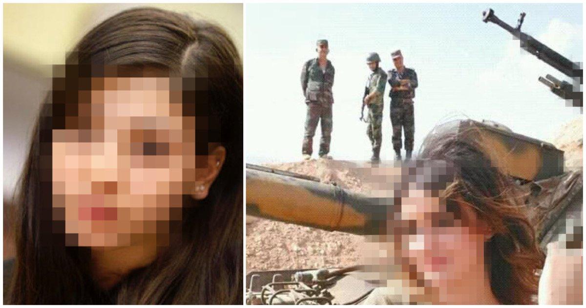 e5646887 2cab 49ec ae9a 14d9551ce8af.jpeg?resize=1200,630 - 전쟁 때문에 '남자' 하나 없자 'SNS'으로 '결혼'할 '외국인' 찾고 있는 '시리아' 존예 여성들