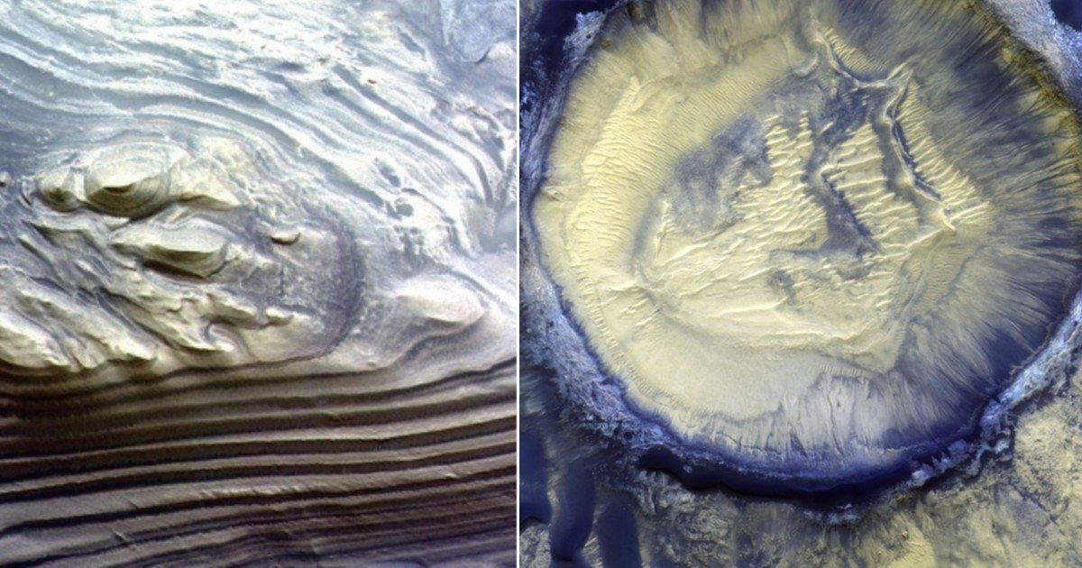 "ebacb4eca09c 4 4.jpg?resize=412,275 - ""역대급""...유럽 우주 탐사선이 보내온 '화성'의 '美친' 표면 사진.jpg"