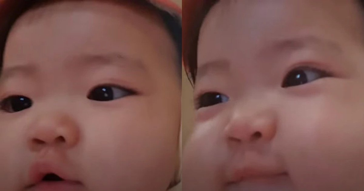 """ec9584eab8b0 1.jpg?resize=1200,630 - """"한 살 아기에게 카메라를 맡겼더니.."""" 현재 반응 폭발중인 영상"""