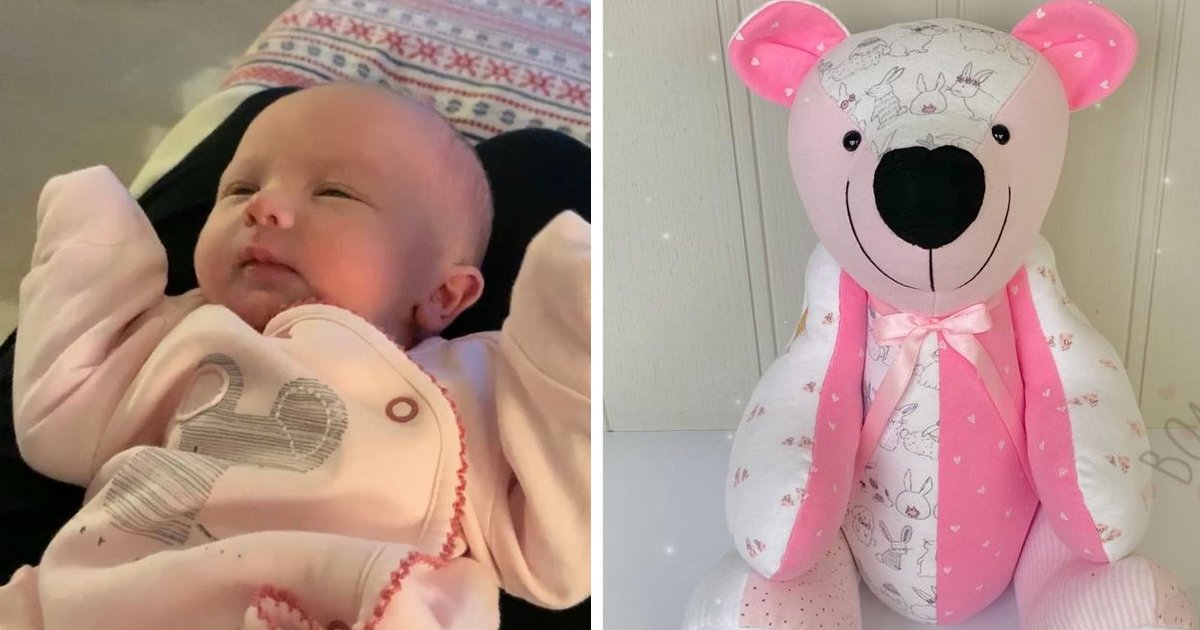 erefgf.jpg?resize=1200,630 - Anxious Mum Pleads For Help As Teddy With 'Daughter's Heartbeat' Goes Missing