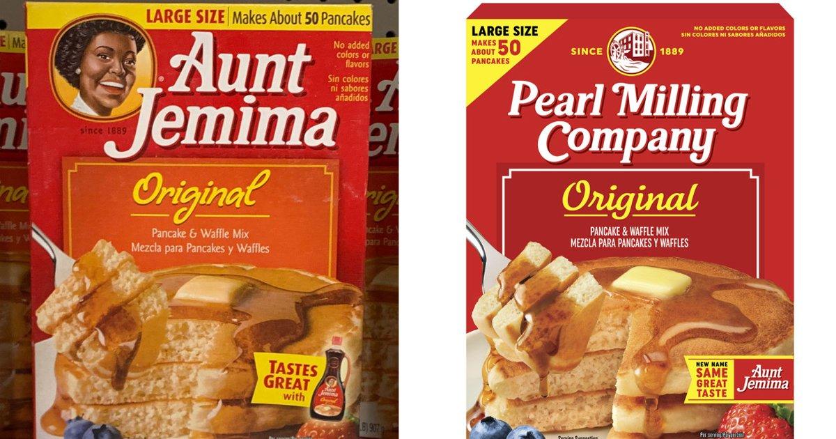 gttttt.jpg?resize=412,232 - 'Aunt Jemima' Slammed By Online Critics For Rebranding As 'Pearl Milling Company'