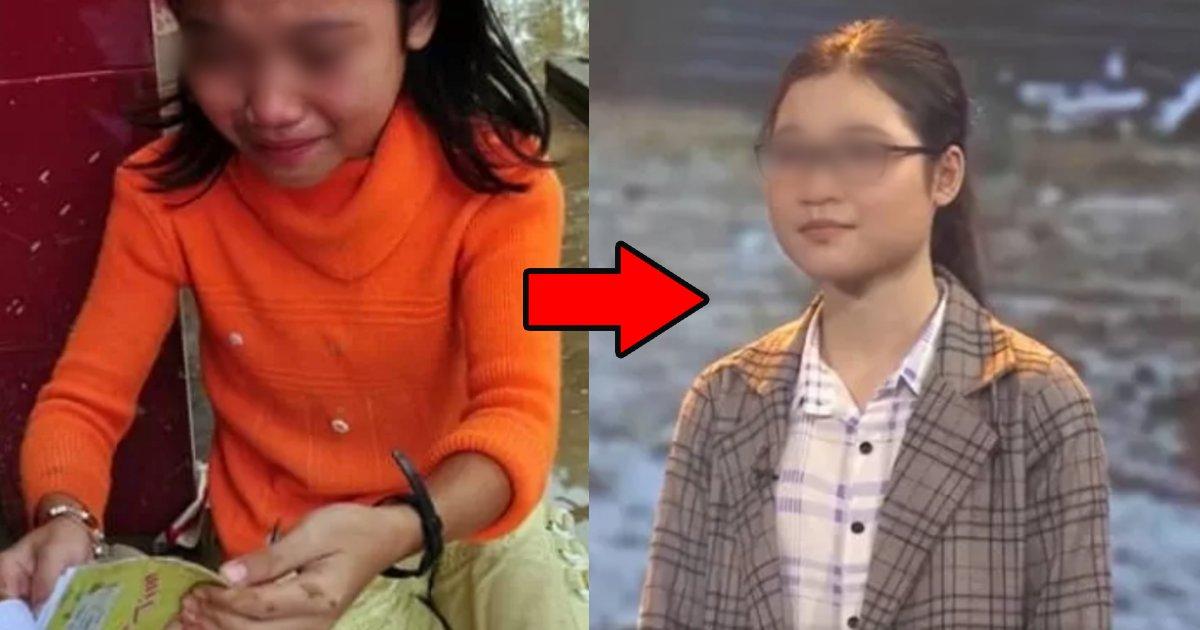 idaisei.png?resize=412,232 - 洪水により教科書&ノートが汚れてしまい号泣する少女→10年後に医大生になり話題に?