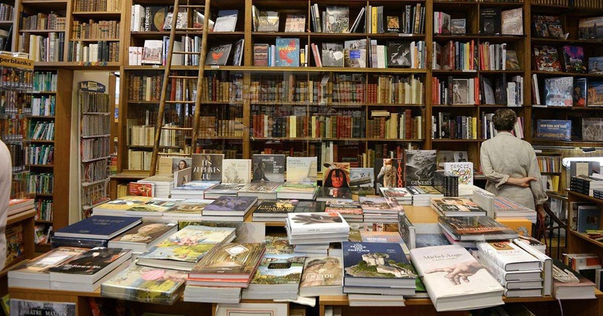 les echos e1614362548844.jpg?resize=300,169 - Les librairies sont désormais classées comme commerces essentiels