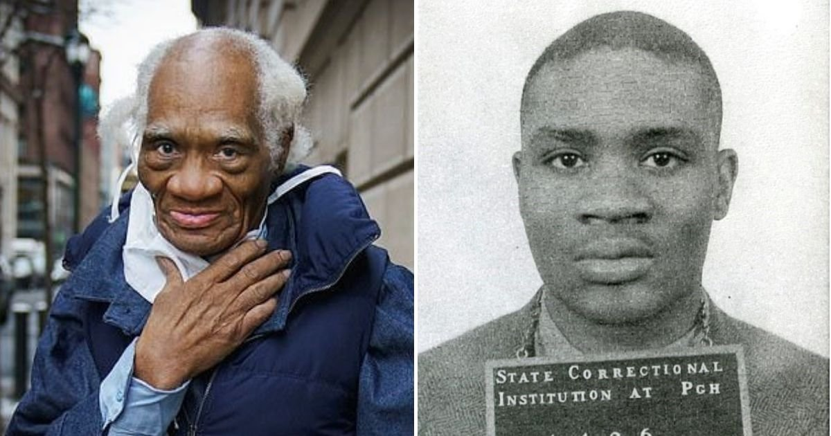 ligon5.jpg?resize=1200,630 - America's Oldest Juvenile Lifer Who Was Jailed In 1953 Aged 15 Is Finally Freed From Jail
