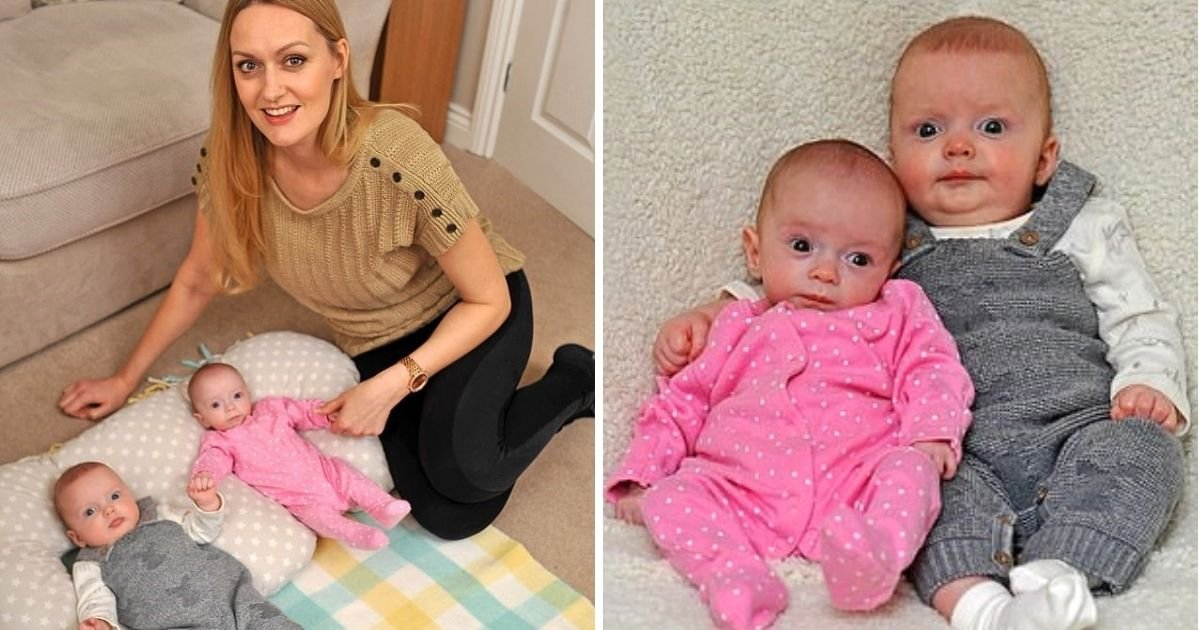 pregnant5.jpg?resize=1200,630 - Mother Has Rare 'Double Pregnancy' As She Falls Pregnant With Daughter Weeks After Conceiving A Son