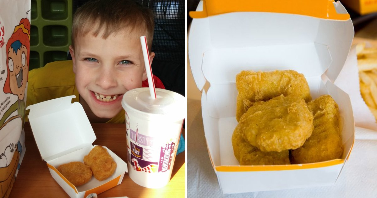rtttt 1.jpg?resize=1200,630 - Struggling Parents Are Sending Kids To School With 'Cold' McDonald's Happy Meals