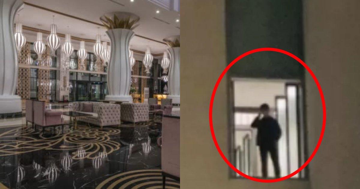 sauna.png?resize=1200,630 - 超一流ホテルに宿泊した新婚夫婦に思わぬ悲劇「サウナから窓が全開で丸見えになってしまった」