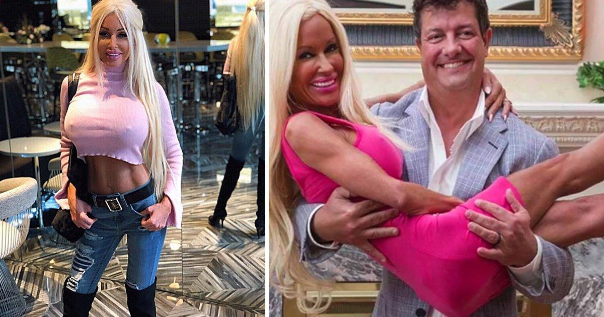 sdfsdffff 1.jpg?resize=1200,630 - Real Life Barbie Undergoes Designer V**ina Surgery To 'Feel Like A Vi*gin' Again