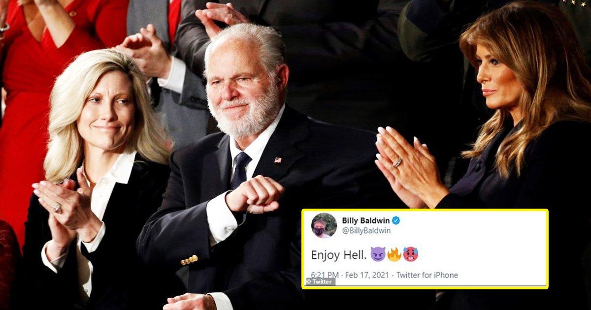 sdfsdfsdfsdfsdf.jpg?resize=412,232 - Celebrities Line Up To Celebrate Rush Limbaugh's Death