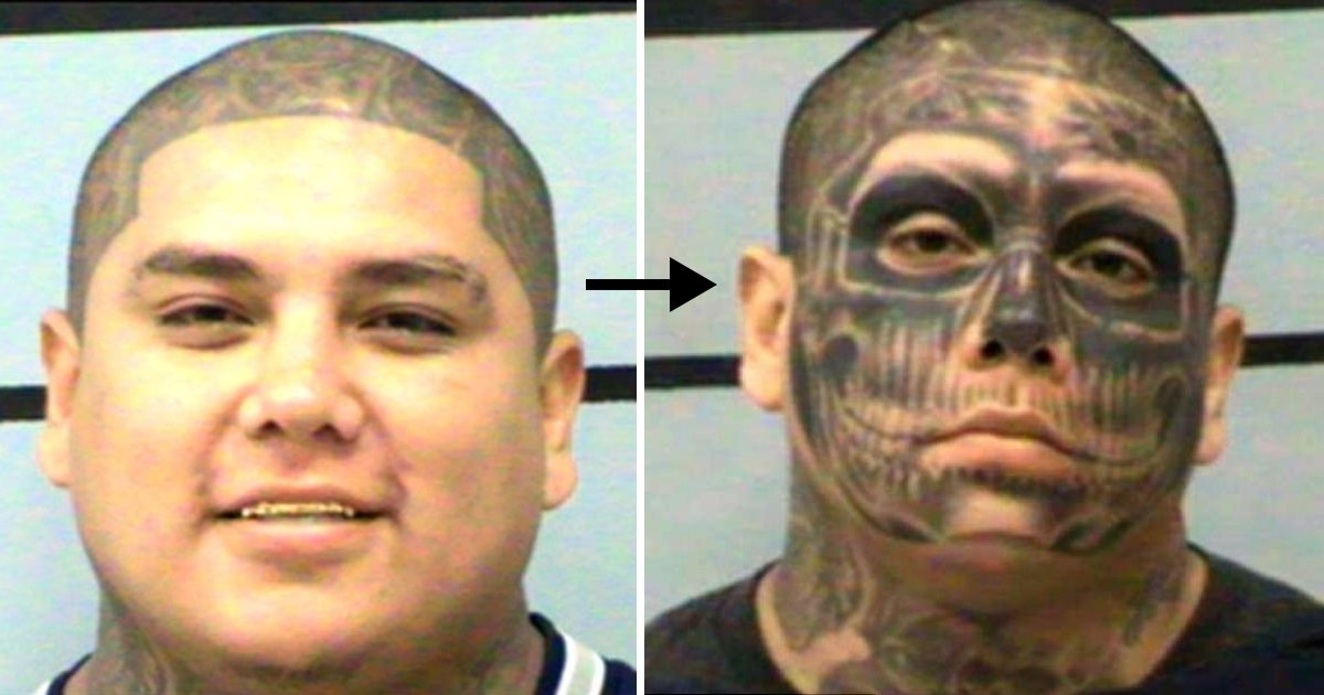 sdfsggggg.jpg?resize=1200,630 - Unbelievable 20 Year 'Face' Transition Of A Man Who Entered Into An 'Infamous Gang'