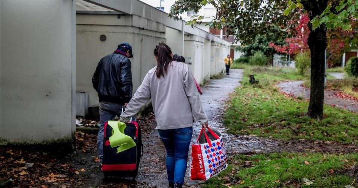 squat.png?resize=1200,630 - Bordeaux : une centaine de personnes évacuées d'un squat malgré la trêve hivernale