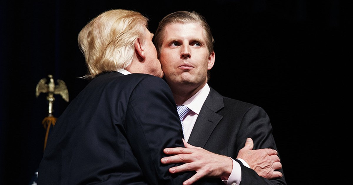 ssdfsffff.jpg?resize=1200,630 - Eric Trump Calls His Dad The 'Most Beloved Political Figure' In US History