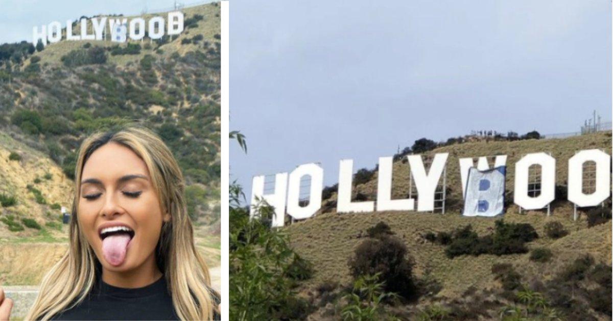 titulo 16.png?resize=1200,630 - Cinco Hombres Y Una Mujer Cambiaron El Icónico Letrero De Hollywood