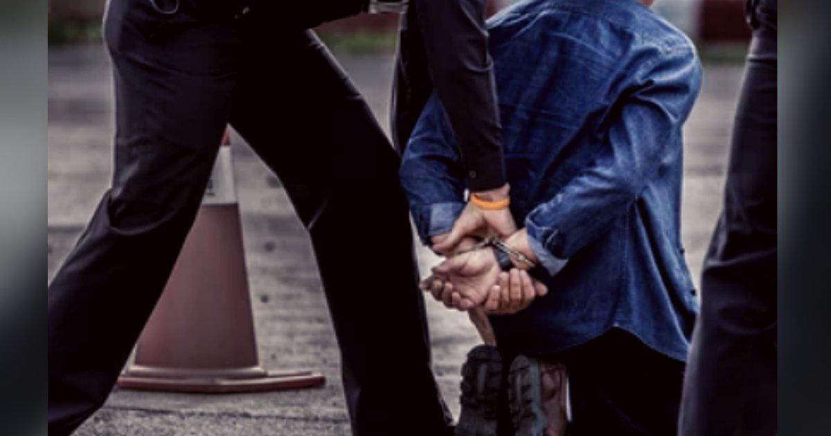 titulo 30 3.png?resize=412,232 - Hombre Se Entregó A La Policía Porque Prefería Estar En La Cárcel Que Pasar Más Tiempo En Su Casa Con Su Familia Durante El Encierro