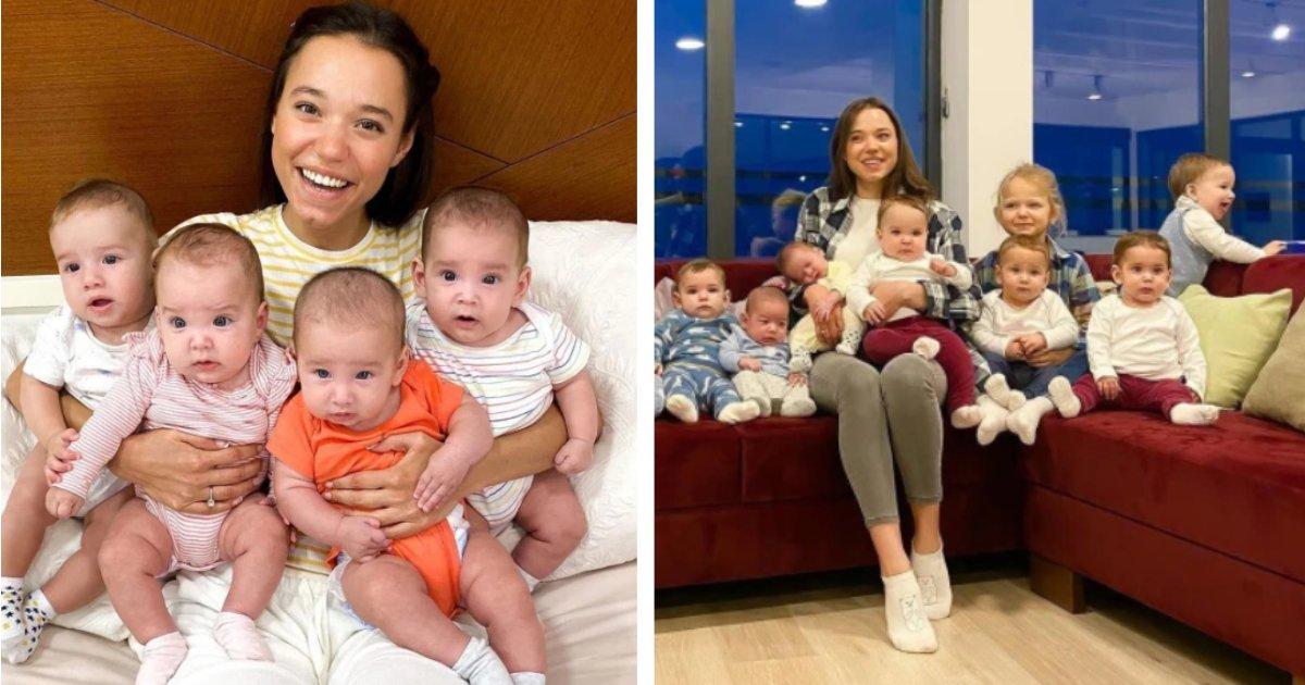 titulo 39.png?resize=1200,630 - Madre De 11 Hijos Esta Obsesionada Con Tener Bebés Y Quiere Llegar A 100 Niños