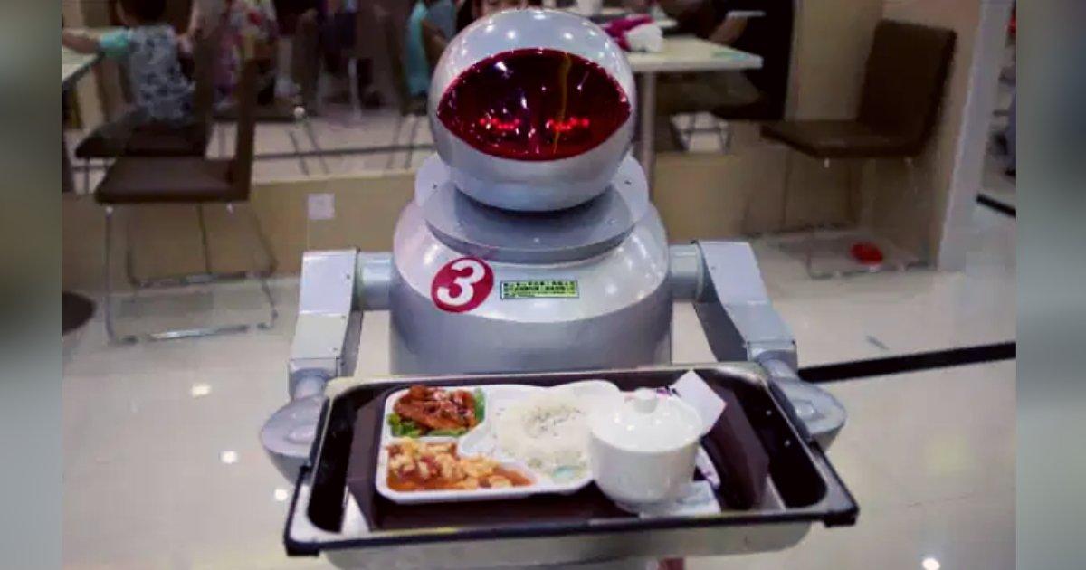 titulo 4 2.png?resize=1200,630 - Crearon La Primera Cafetería Atendida Totalmente Por Robots