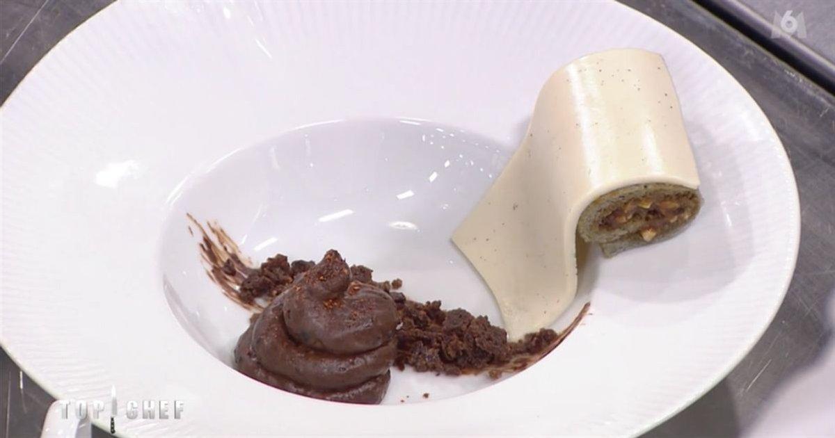top chef.png?resize=412,275 - Top Chef 2021 : le dessert très osé d'Arnaud n'a pas convaincu le jury
