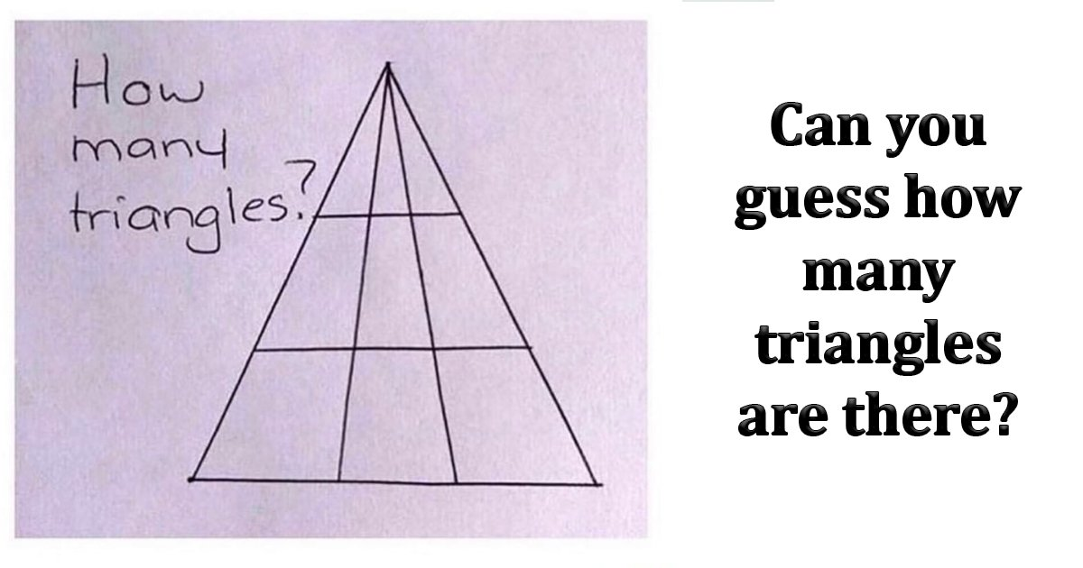 triangels a.png?resize=1200,630 - People Are Struggling To Find The Right Answer To This Viral Question