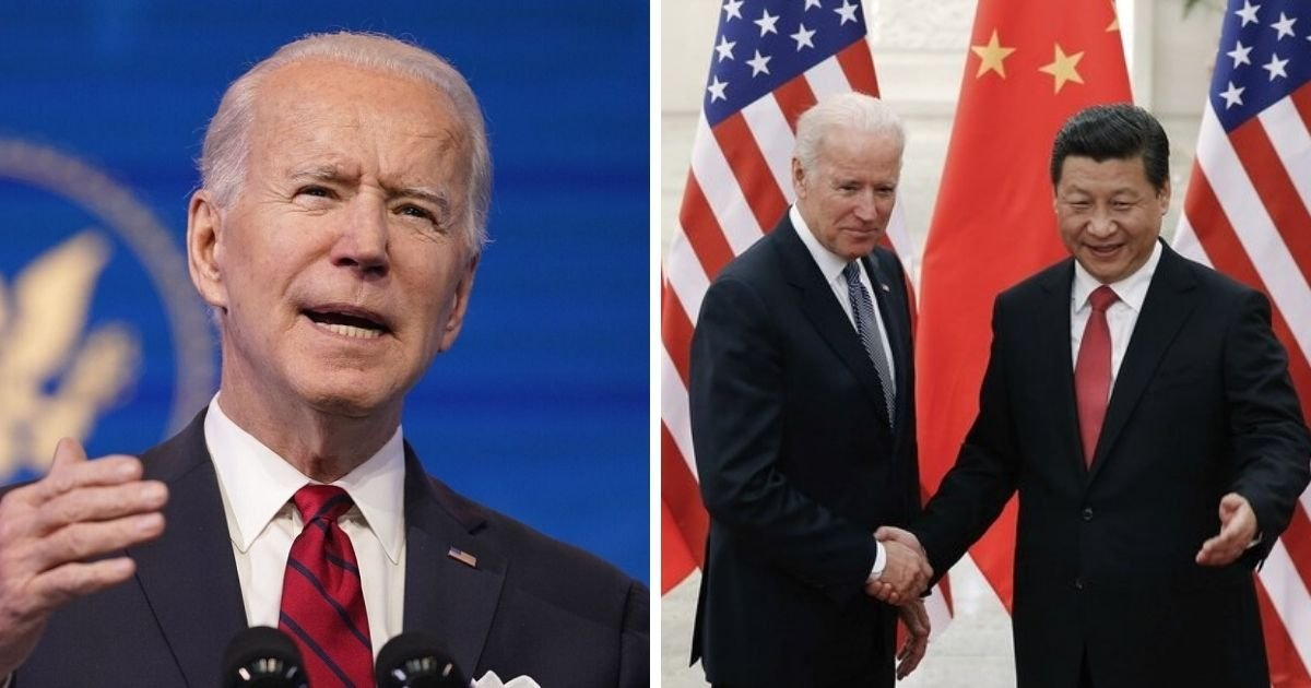 untitled design 1 3.jpg?resize=1200,630 - President Biden Calls Chinese President Xi Jinping 'Tough' And 'Bright' As He Says There Is No Need For Conflict With China