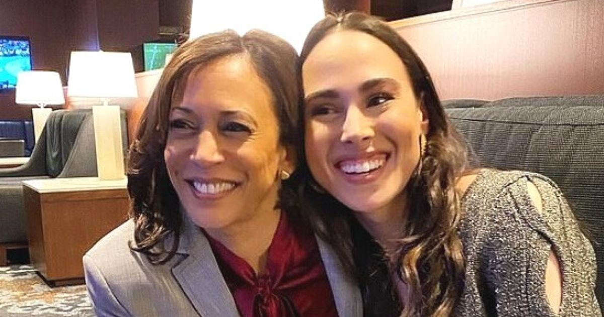 untitled design 1.jpg?resize=1200,630 - Kamala Harris' Niece Forced To Stop Selling Products Linked To Her Aunt's Name As Administration Vows To 'Uphold Ethical Standards'
