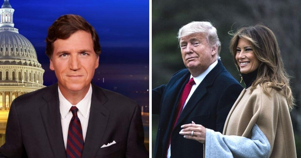 untitled design 10 5.jpg?resize=1200,630 - Fox News' Tucker Carlson Blasts The Media For Not Covering Biden The Same Way As Trump