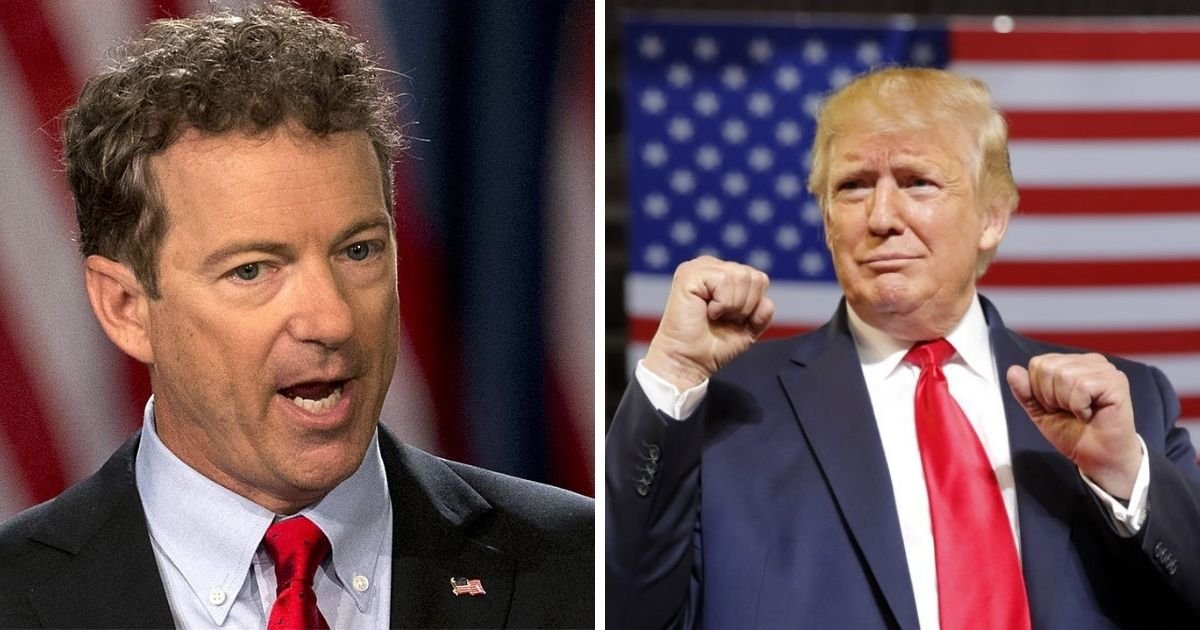 untitled design 19.jpg?resize=1200,630 - Rand Paul Blasts Trump's Impeachment Trial As He Insists There Is No Chance Of Conviction