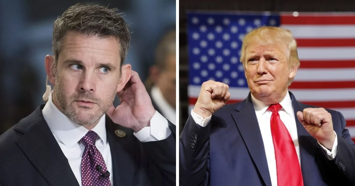 untitled design 6 6.jpg?resize=1200,630 - Rep. Adam Kinzinger Disowned By His Family In Angry Letter After Standing Up To Trump