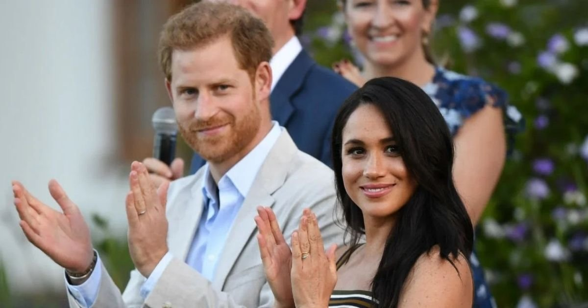 untitled design 7 5.jpg?resize=412,232 - Meghan Markle And Prince Harry Are Expecting Their Second Child