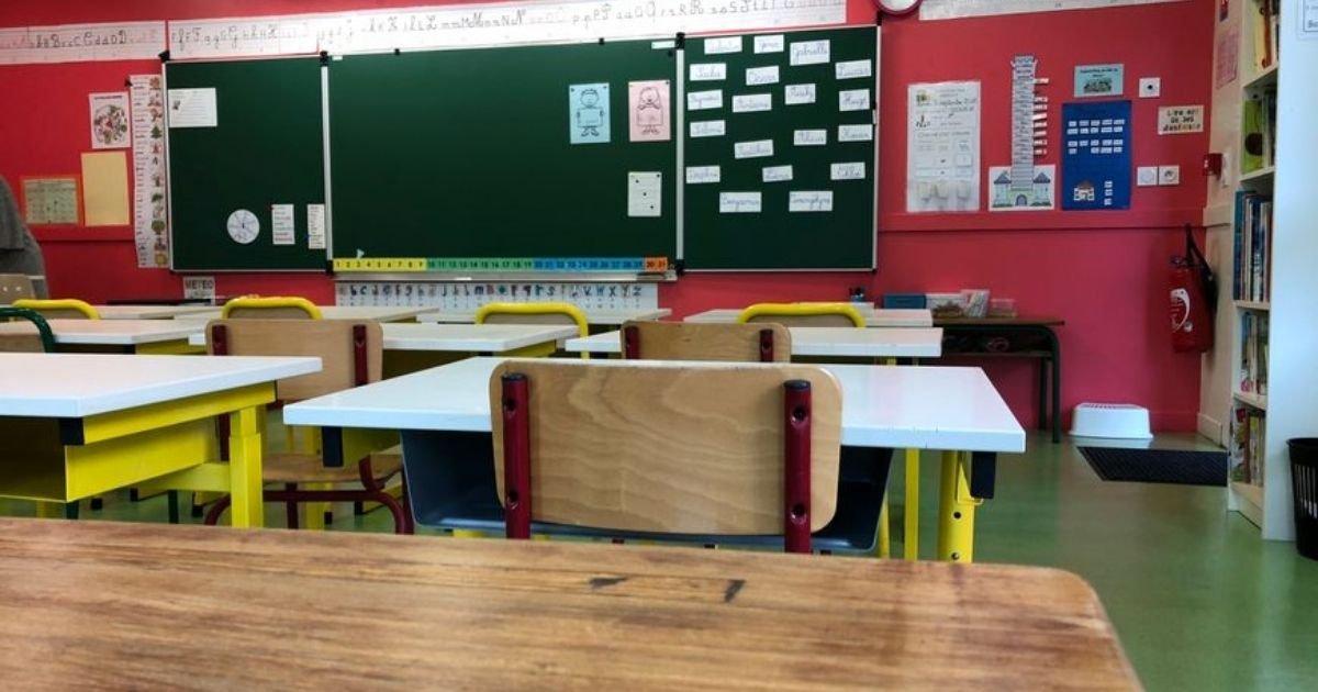 vonjour18.jpg?resize=1200,630 - Covid-19 : 934 classes sont actuellement fermées en France