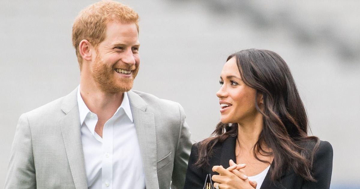 vonjour30.jpg?resize=412,232 - Meghan Markle et le prince Harry attendent leur deuxième enfant