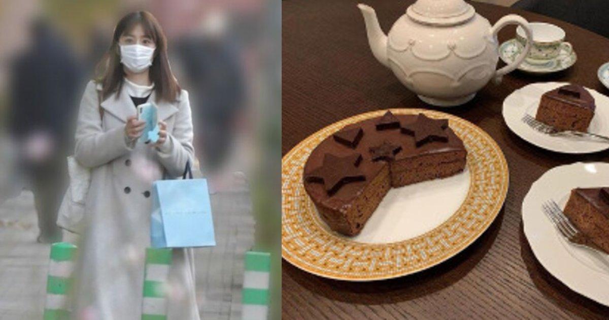 zahhatorute.png?resize=1200,630 - ゆうこりんが手作りチョコケーキの写真をインスタに投稿ももはや「怖い」と話題に?「ただの残念な人」