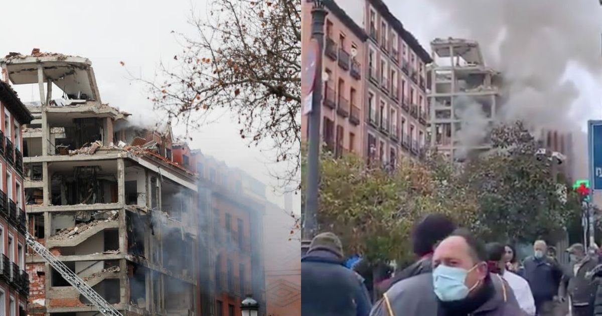 1 129.jpg?resize=412,232 - Apartment Building Explodes, Partially Collapses & Leave At Least Three People Dead