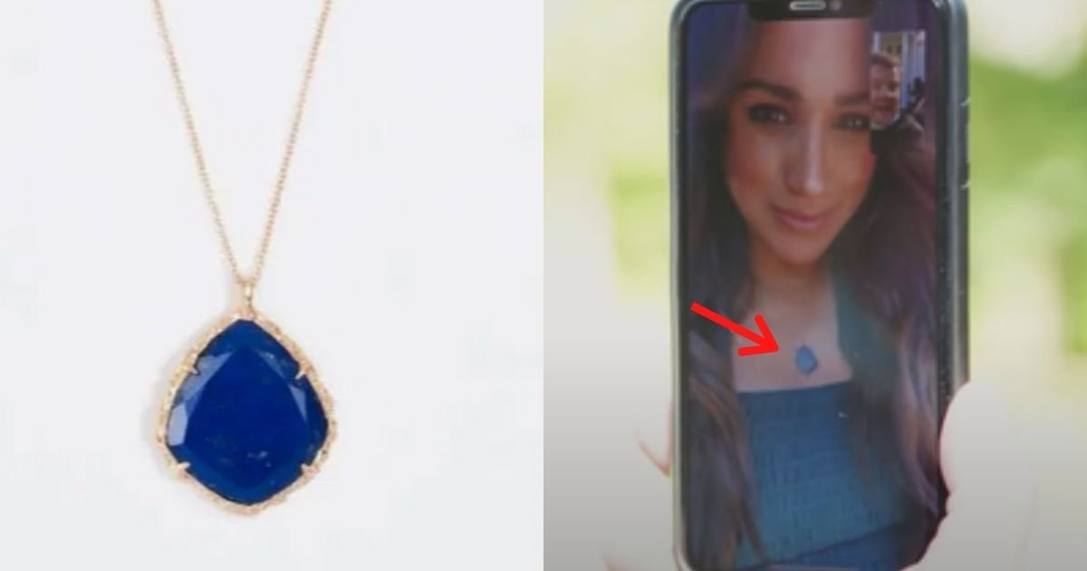 1 145.jpg?resize=412,232 - Deeper Meaning Behind Meghan Markle's 'Self-Truth' Necklace Has Been Exposed