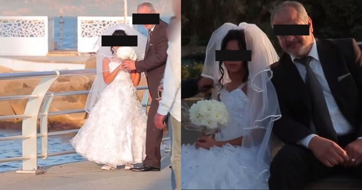 1 171.jpg?resize=412,275 - 13-Year-Old Child Bride Is Forced To Marry Old Man & Care For His Kids Who Are The Same Age As Her