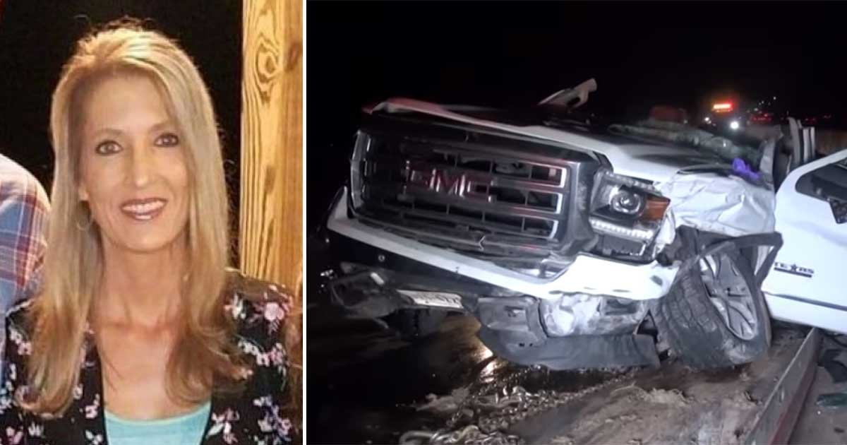 1 5.jpg?resize=412,275 - Mother Dies After Runaway Tire Crashes Into Her Car's Windshield