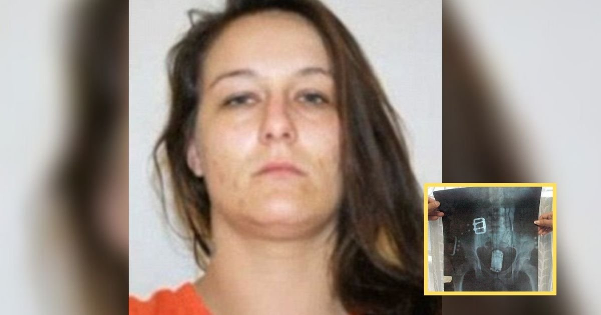 1 64.jpg?resize=1200,630 - Woman Who Hid Loaded Gun Inside Her V*gina And Crack In Her Butt Face Prison Sentence