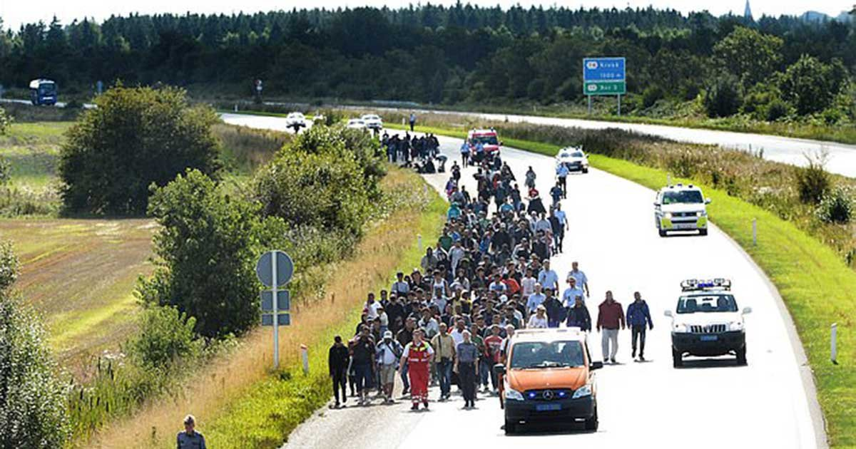 39947334 9316633 image a 1 1614691093211.jpg?resize=412,275 - Denmark Sends Syrian Migrants Back To Their Home Country