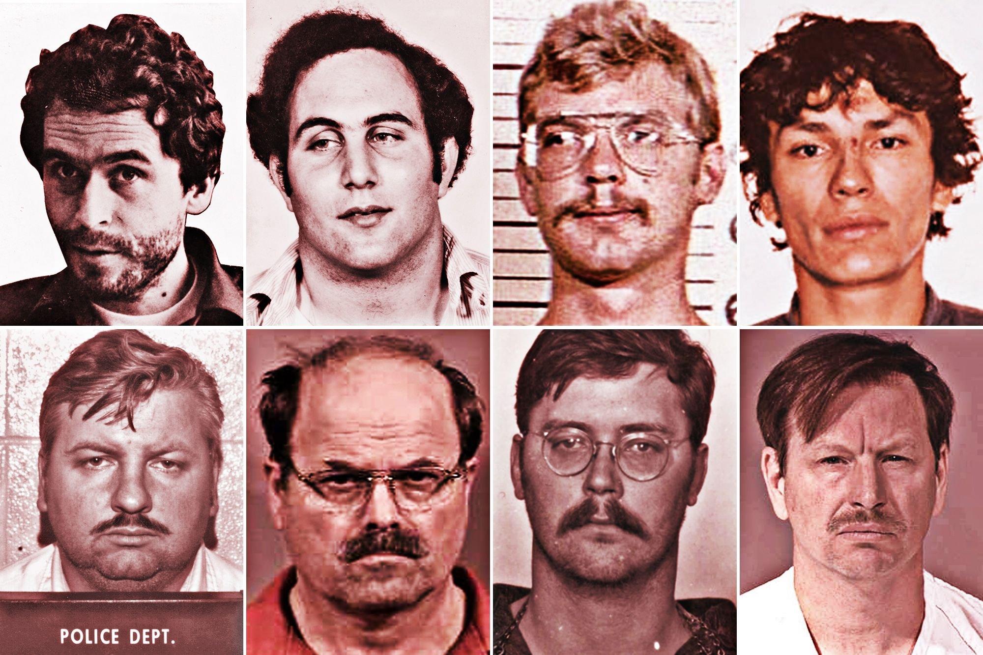 characteristics of a serial killer