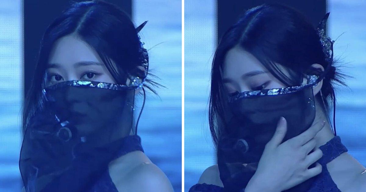 """5 48.jpg?resize=1200,630 - """"마스크 벗으니 미모가?""""... 지금 남초 사이트 난리난 '女아이돌'.gif"""