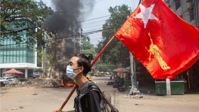 미얀마 쿠데타: 미국이 미얀마의