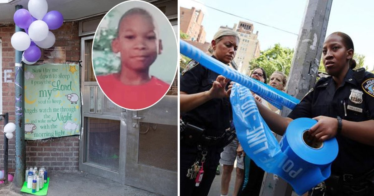 afsdf.jpg?resize=1200,630 - Innocent 10-Year-Old Boy Bludgeoned To Death In New York