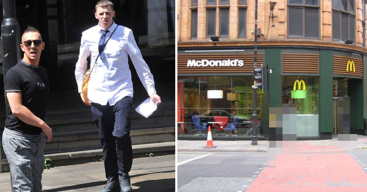 asdasasdads.jpg?resize=1200,630 - Man Calls Woman 'Fat Ugly Mess' Before Shoving Her In Front Of Disabled Child At McDonald's